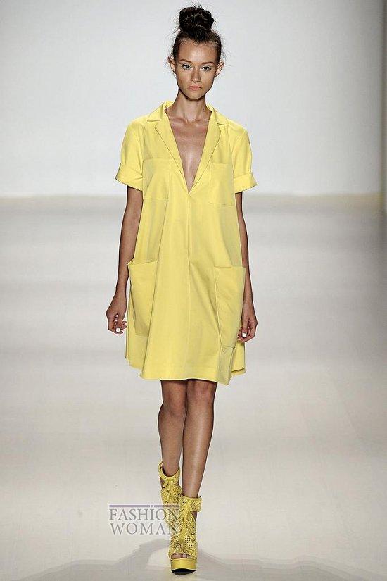 Модные цвета весна-лето 2015 фото №26