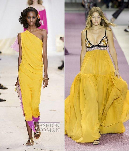 Модные цвета весна-лето 2016 фото №10