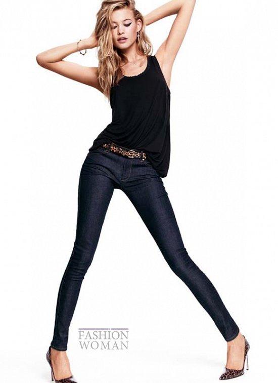 Модные джинсы осень 2013 от Juicy Couture фото №6