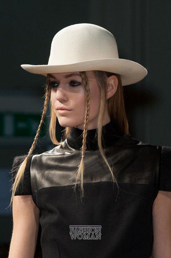 женская шляпа 2014