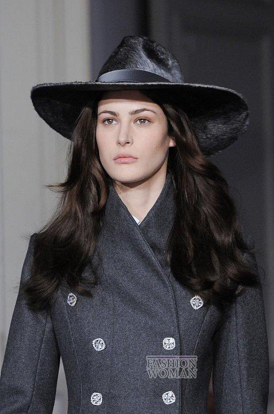 модные шляпы фото