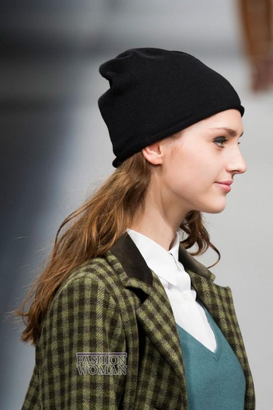 Модные головные уборы осень-зима 2014-2015 фото №26