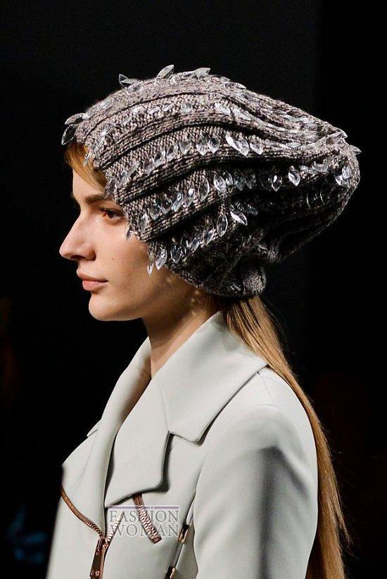 женские шапки зима 2015