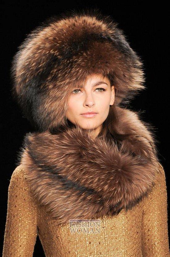 модные головные уборы зима 2014