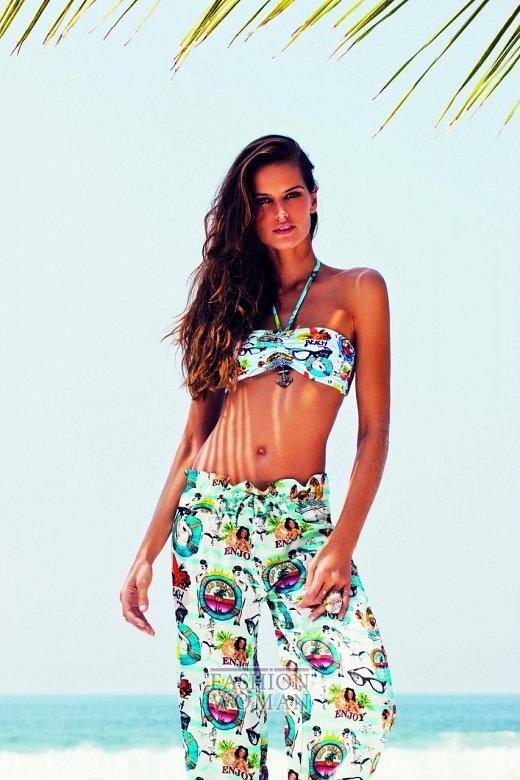 Модные купальники Agua Bendita весна-лето 2013. Видео фото №35