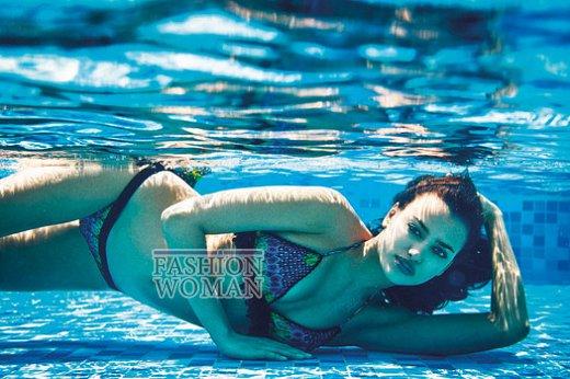 Модные купальники Agua Bendita весна-лето 2013. Видео фото №44