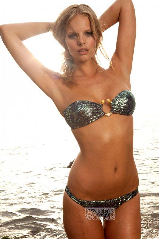 Модные купальники Sauvage лето 2013. Видео фото №15