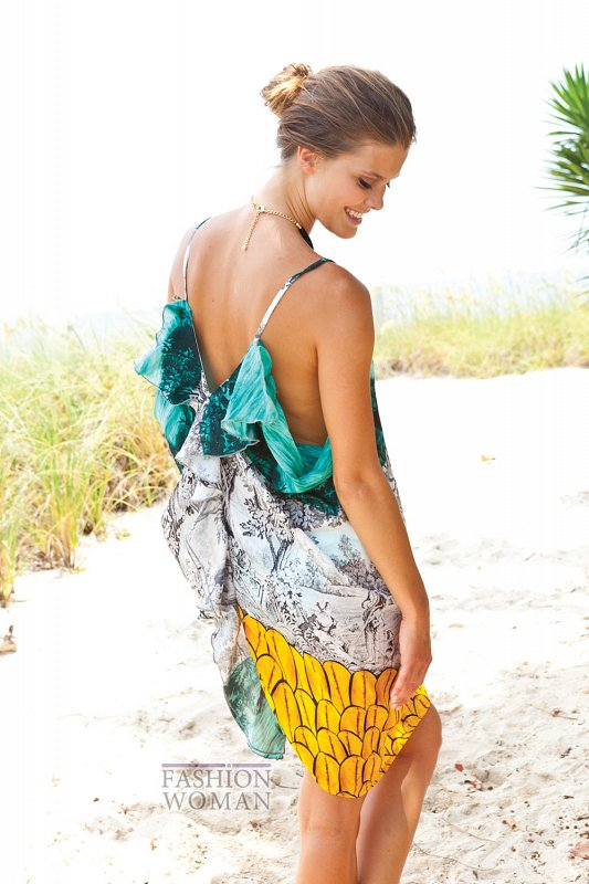 Модные купальники Sauvage лето 2013. Видео фото №5