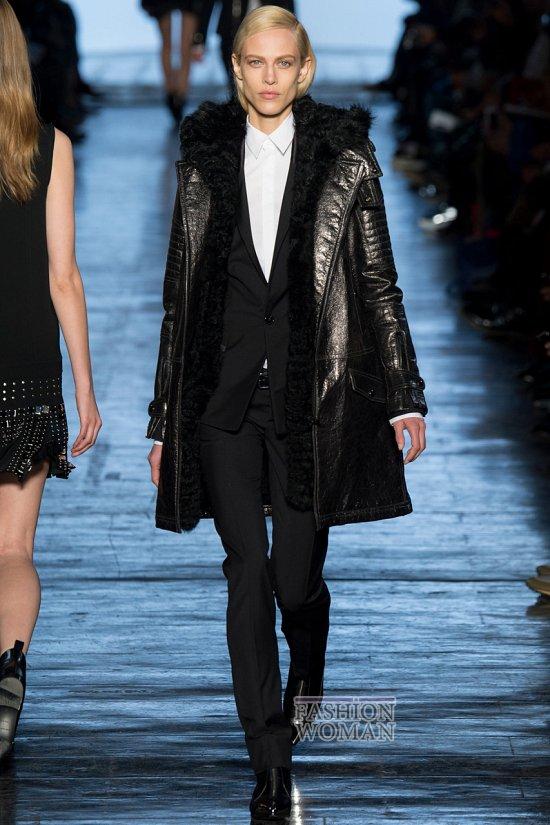 Модные куртки осень-зима 2014-2015 фото №25