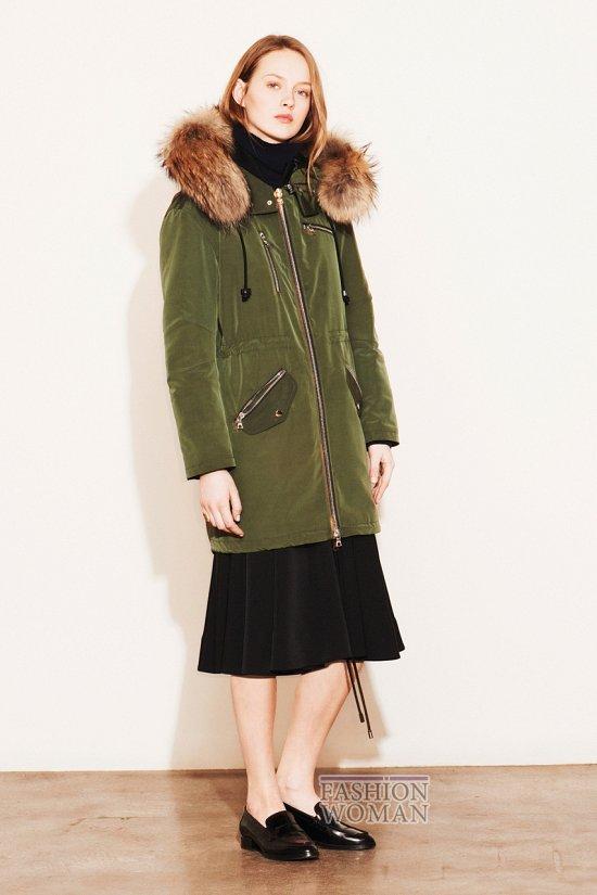 Модные куртки осень-зима 2014-2015 фото №8