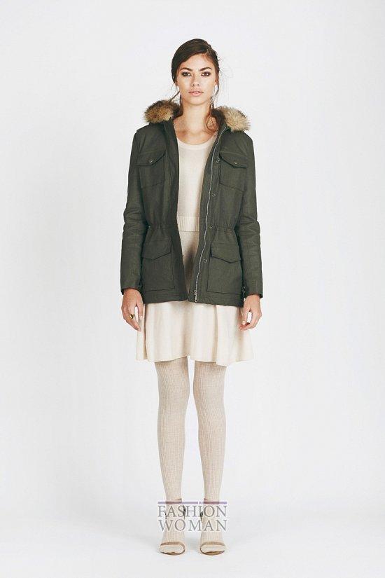 Модные куртки осень-зима 2014-2015 фото №7