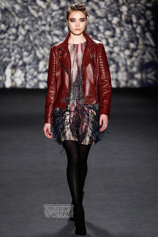 Модные куртки осень-зима 2014-2015 фото №17