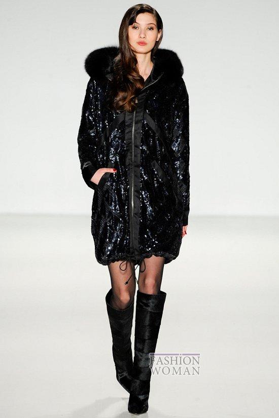 Модные куртки осень-зима 2014-2015 фото №9