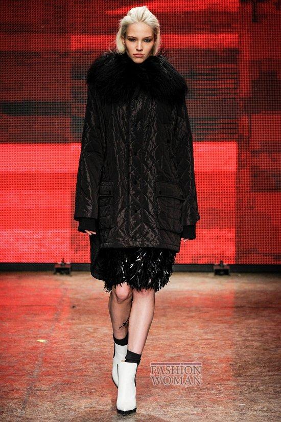 Модные куртки осень-зима 2014-2015 фото №37