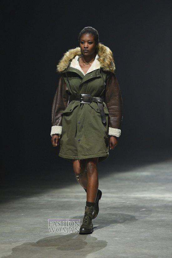 Модные куртки осень-зима 2014-2015 фото №12