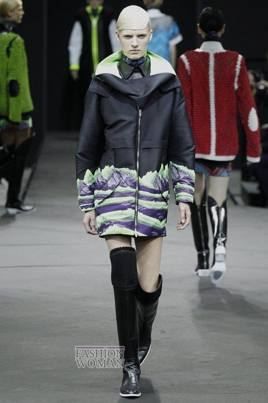Модные куртки осень-зима 2014-2015 фото №41