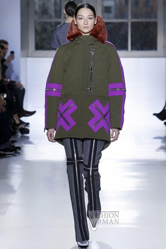 Модные куртки осень-зима 2014-2015 фото №46