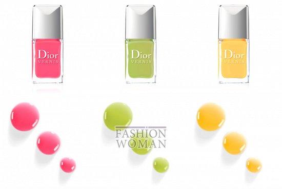 Модные лаки для ногтей Dior Vernis Cruise 2013 фото №1