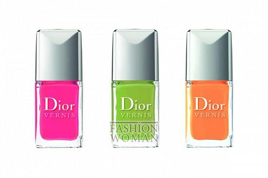 Модные лаки для ногтей Dior Vernis Cruise 2013 фото №2