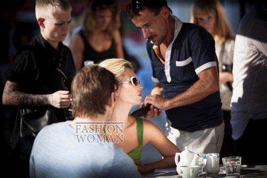 Модные очки весна-лето 2012 от Vogue Eyewear фото №19