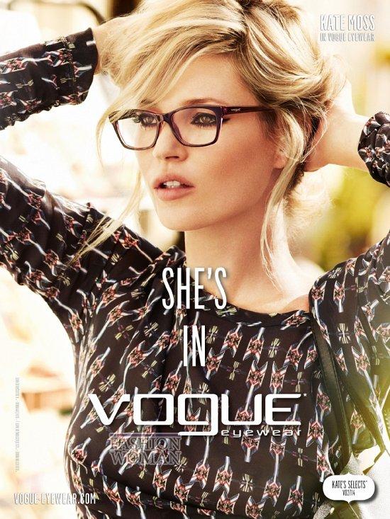 Модные очки весна-лето 2012 от Vogue Eyewear фото №3
