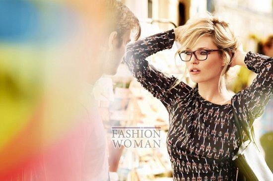 Модные очки весна-лето 2012 от Vogue Eyewear фото №4