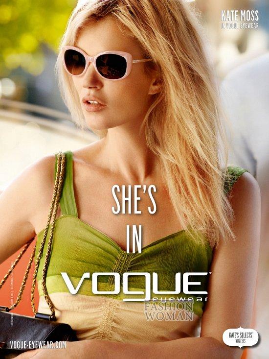 Модные очки весна-лето 2012 от Vogue Eyewear фото №7