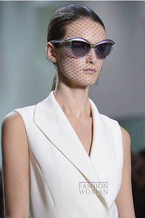 очки Dior лето 2013