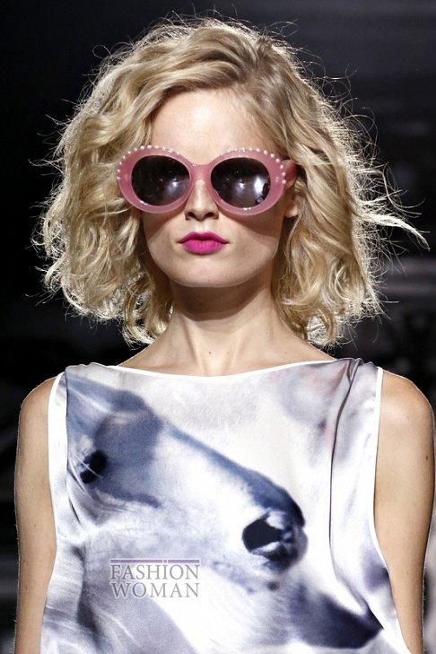 очки в ретро стиле