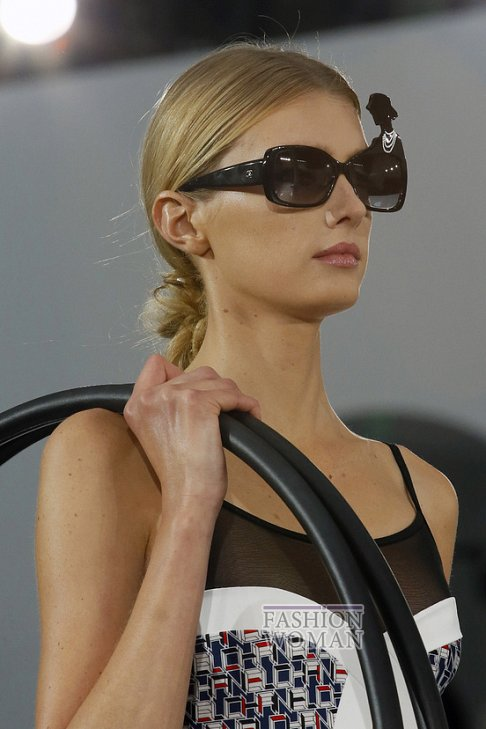 очки Chanel весна-лето 2013