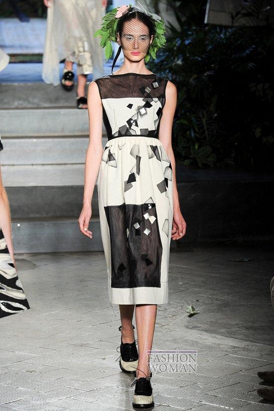 Модные офисные платья 2014 фото №18