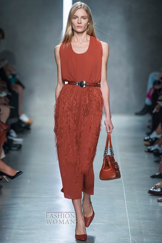 Модные офисные платья  фото №20