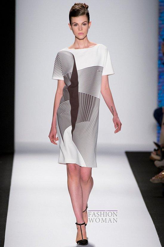 Модные офисные платья 2014 фото №21