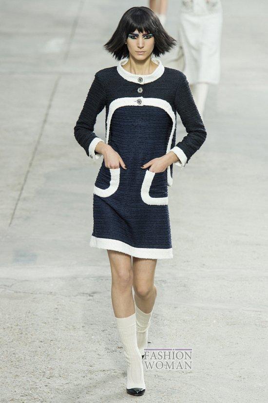 Модные офисные платья 2014 фото №22