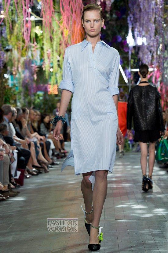 платье-рубашка 2014