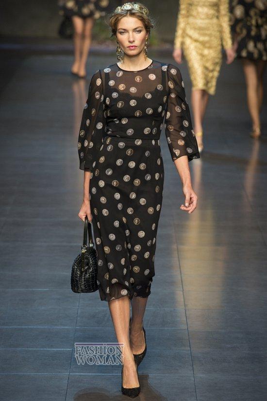 Модные офисные платья 2014 фото №25