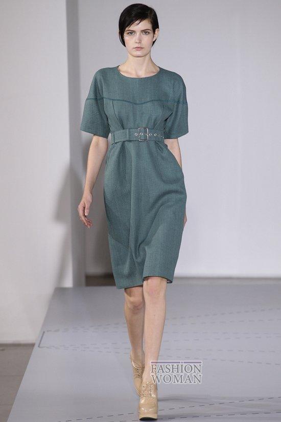 Модные офисные платья 2014 фото №10