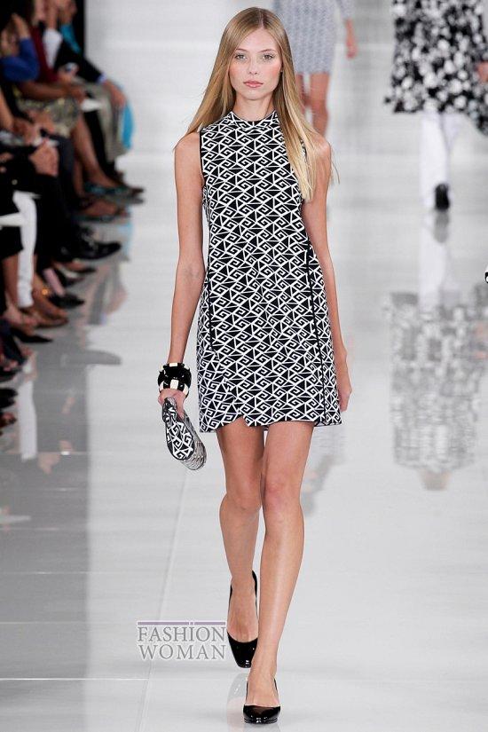 Модные офисные платья 2014 фото №33