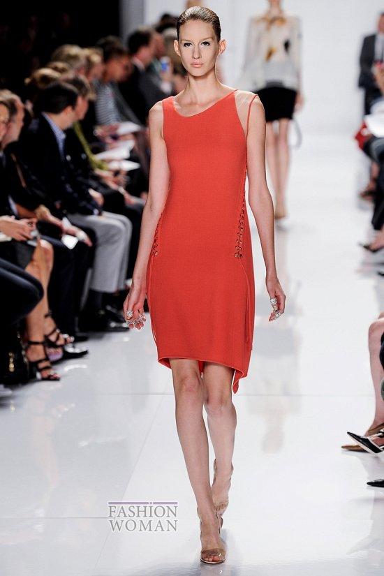 Модные офисные платья 2014 фото №35