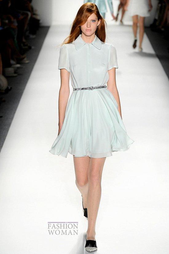 Модные офисные платья 2014 фото №36