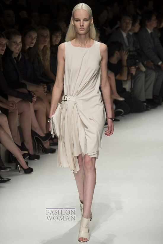 Модные офисные платья 2014 фото №19