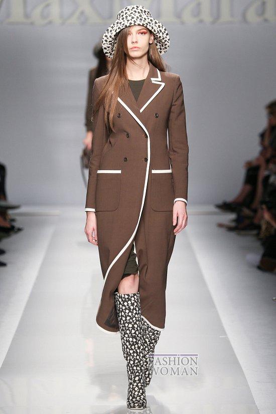 Модные пальто 2015 фото №2