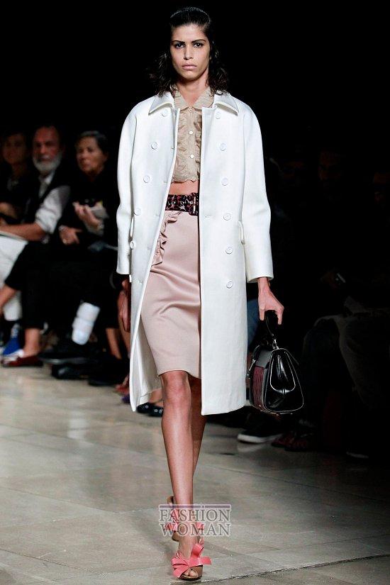 Модные пальто 2015 фото №1