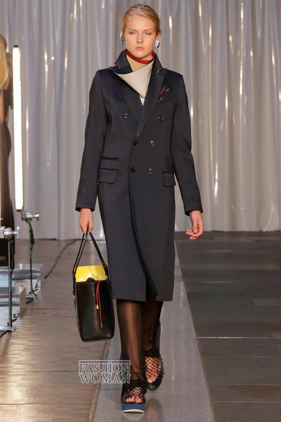 Модные пальто 2015 фото №13