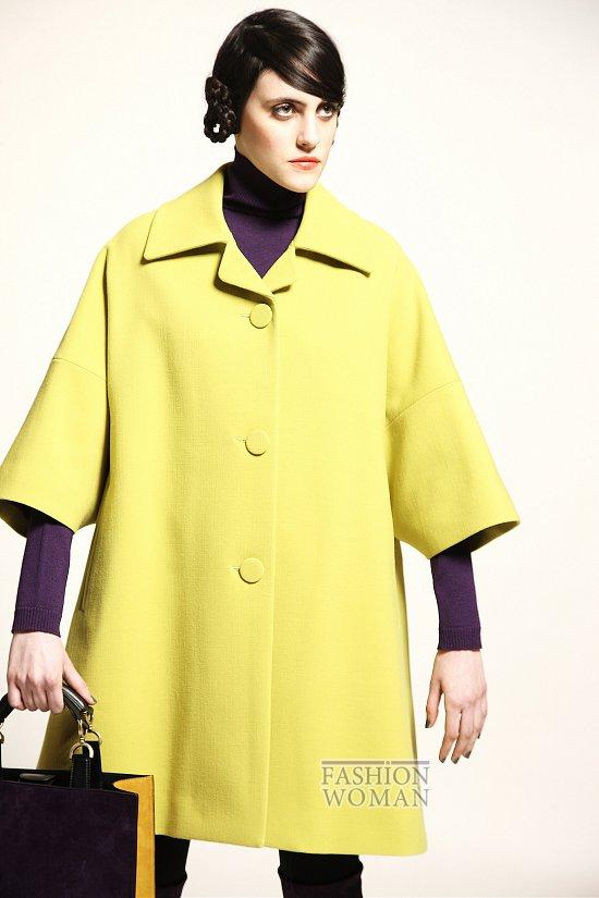 Модные пальто 2015 фото №6