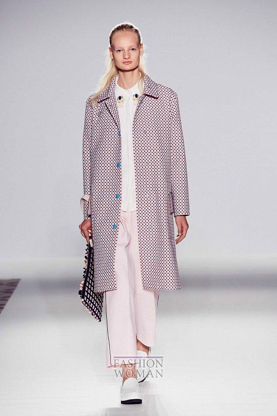 Модные пальто 2015 фото №16