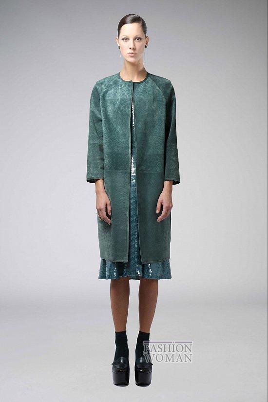Модные пальто 2015 фото №24