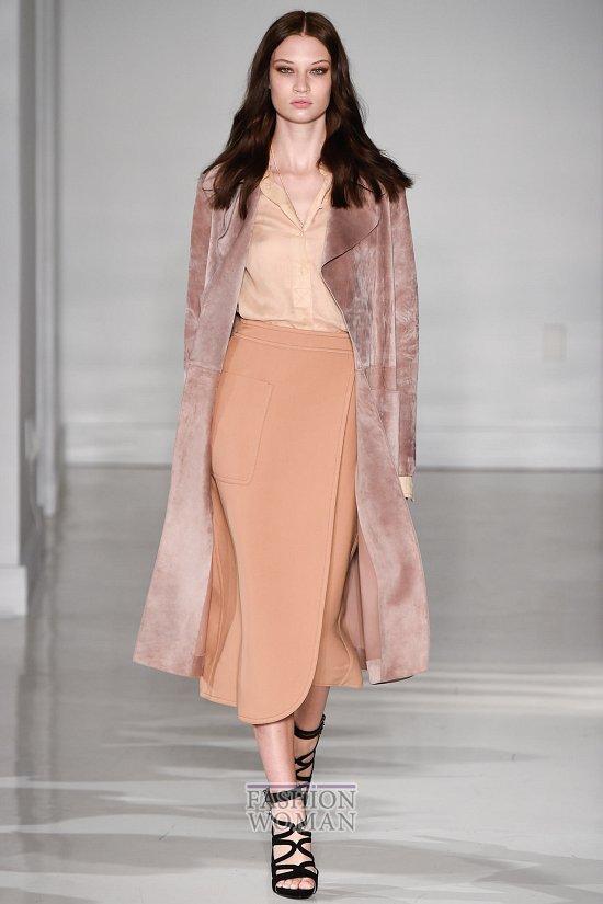 Модные пальто 2015 фото №22