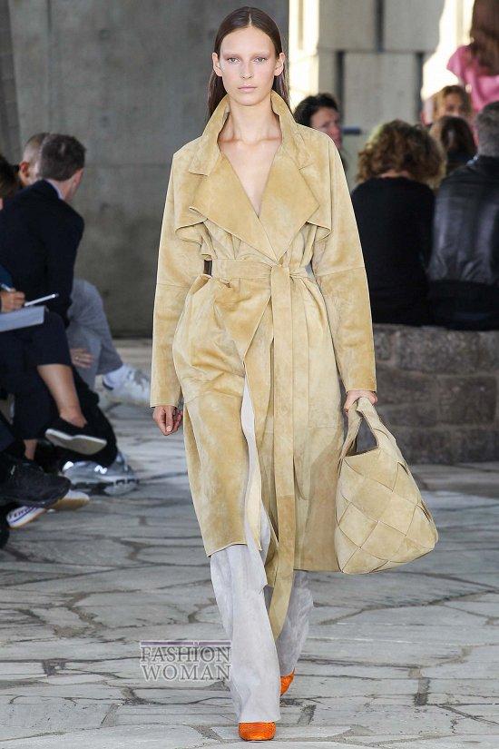 Модные пальто 2015 фото №17