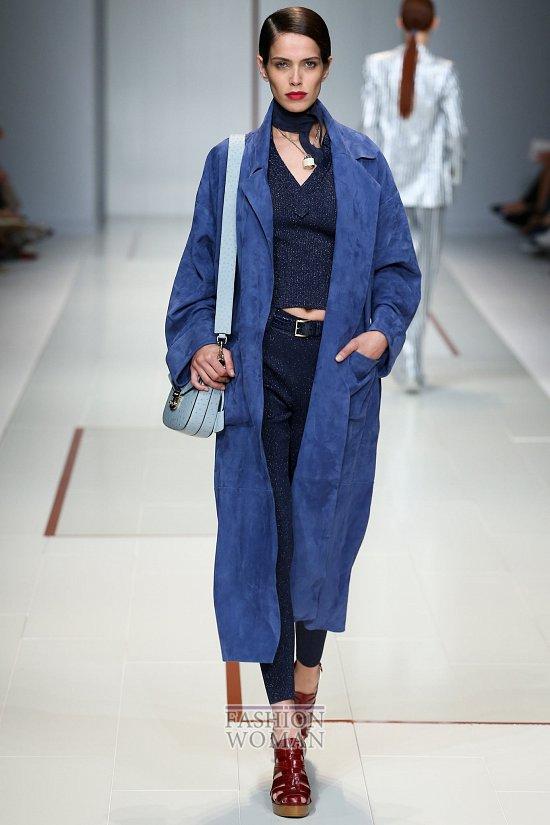 Модные пальто 2015 фото №20